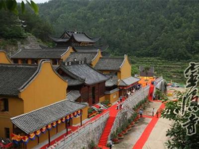 杭州靈隱寺-天寶禪寺