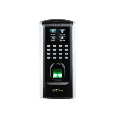 中控指纹门禁机 F7P ,1500枚指纹 可选 刷卡 U盘 TCPIP通讯