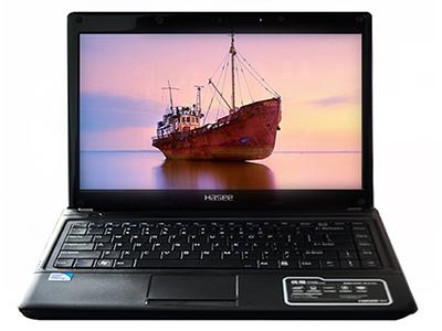 神舟 优雅A480B-A29D1 笔记本 14.0宽屏(1366*768)/英特尔双核2950M/4GDDR3/500G/英特尔核芯显卡