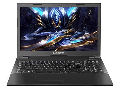 神舟 战神K650D-G4D3 笔记本电脑 15.6高清屏/G4600/4GDDR4/1TB/GTX950M 2GGDDR5独显/无线网卡/摄像头/WIN7