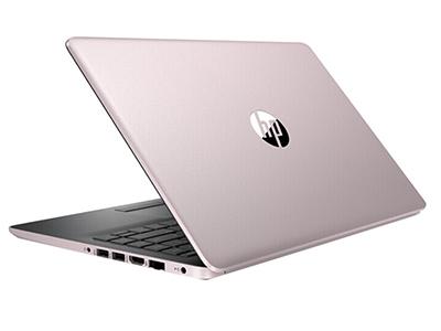 "惠普 小欧 HP14s-cr0007TU 笔记本 N4000 4G 128G UMA Win10 14.0"" 粉"