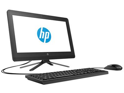 """惠普 20-C420CN 一体机 J5005 4G 1TB DVD刻录 集显 有线键鼠 Windows 10  19.45""""FHD"""