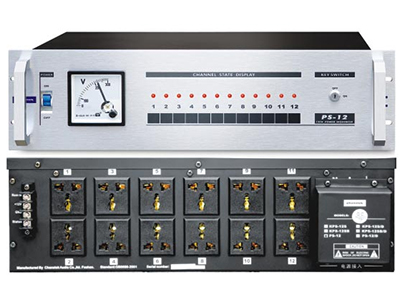 佰亿  PS-12 12路电源时序控制器
