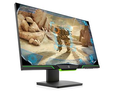 惠普 27xq 暗影精灵 27英寸 2K屏QHD高分辨率 144Hz 吃鸡游戏电竞 电脑液晶爱眼显示器