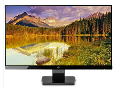 惠普 27W 27英寸IPS屏幕低蓝光HDMI高清液晶电脑显示器