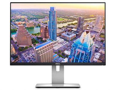 戴尔 U2415 24英寸16:10黄金屏幕比例旋转升降微边框IPS屏设计显示器