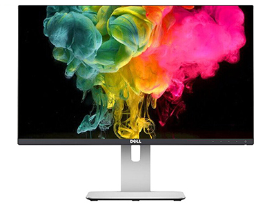 戴尔 U2414H 23.8英寸旋转升降窄边IPS屏 显示器