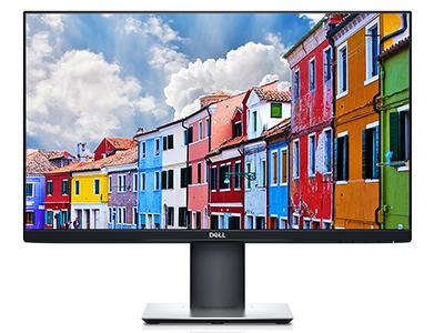 戴尔 P2419H 23.8英寸微边框全面屏旋转升降广视角IPS屏护眼不闪滤蓝光电脑显示器