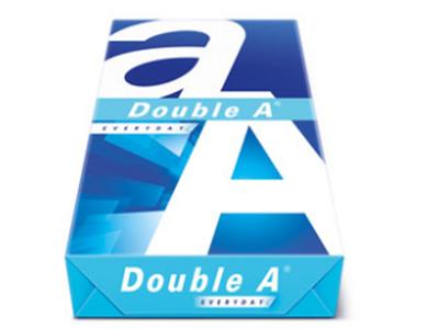 Double A 达伯埃70g克500张A4A3办公用品打印复印纸