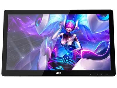 AOC E2472PWUT/BS  类型:液晶显示器 屏幕尺寸:23.6英寸 液晶面板:TN 背光类型:LED背光 屏幕类型:宽屏 屏幕比例:16:9 最佳分辨率:1920×1080