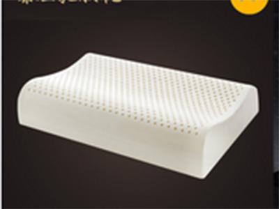 浪莎量子泰王乳胶枕(成人款) 材质:泰国天然乳胶  金量子能量  功能:1、防菌防螨 2、养护颈椎 3、金量子能量 4、改善睡眠 5、促进循环 6、经久耐用