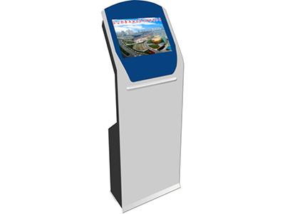 领潮  LC-Y200 蓝加灰 19寸  触摸屏一体机