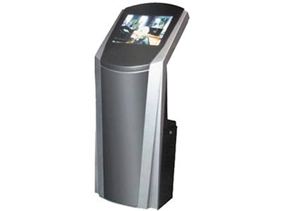 领潮  LC-Y300灰加黑 19寸  触摸屏一体机