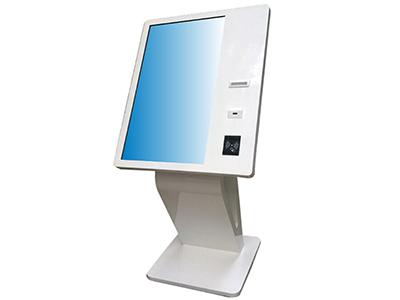 领潮 32寸V型刷卡打印触摸一体机