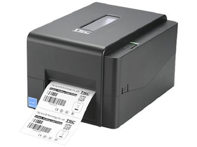 TSC TE244系列  列印速度最快可达每秒152.4毫米(6英吋) 碳带容量300公尺、1英吋碳带卷轴(外卷式碳带) 碳带容量72到110公尺、0.5英吋碳带卷轴(外卷式碳带) 内部纸卷容量5英吋外径,可选配8.4英吋和3英吋外径纸卷架 列印机构模组设计 32位元高效处理器,TE200和TE300搭配记忆体容量16 MB SDRAM、8 MB Flash, TE210和TE310搭载64 MB SDRAM和128 MB Flash记忆体
