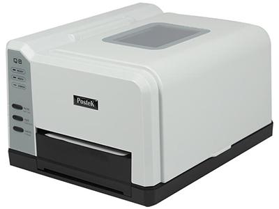 博思得Q8 300  打印方式:热转印 分辨率:300 dpi (11.8 点/毫米) 最高打印速度:3 ips (76.2 mm/s) 最大打印宽度:4.17″ (106 mm) 最大打印长度:79″ (2000 mm)