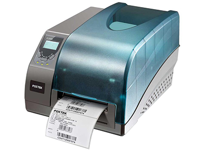 博思得G6000 (高清)  打印方式:热转印 分辨率:600 dpi (23.6 点/毫米) 最高打印速度:4 ips (101.6 mm/s) 最大打印宽度:4.17″ (106 mm) 最大打印长度:40″ (1016 mm)