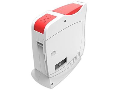 佳博 ep-D12热转印标签打印机  内置锂电电池,智能USB充电; 支持USB2.0或蓝牙通讯接口; 配备PC端和安卓标签编辑软件; 标签编辑简单、方便、内容丰富;