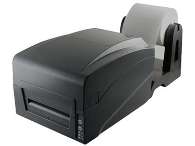 佳博 GP-1235T条码打印机  内置电源 最高打印速度5inch/sec 支持不同尺寸的热敏不干胶纸 同时满足介质幅面20mm-120mm范围内不同需求,操作简便 纸张自动检纸定位功能