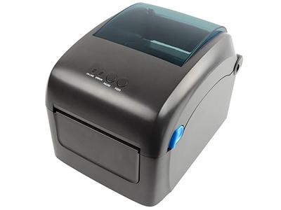佳博 GP-1424D条码打印机  2~8inch高速打印 支持条码二维打印 同时满足介质幅面40~120mm 范围内不同需求,操作简便 纸张自动校验功能
