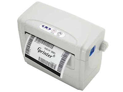 佳博 GP-1524D条码打印机  支持折叠面单纸,自动吸附功能,吸入后可立即恢复打印,不浪费纸张; 2~8inch/s高速打印,带撕纸刀片,方便撕纸; 支持二维条码打印功能(QRCODE); 同时满足介质幅面40mm-120mm范围内不同需求,操作简便; 纸张自动校验功能;