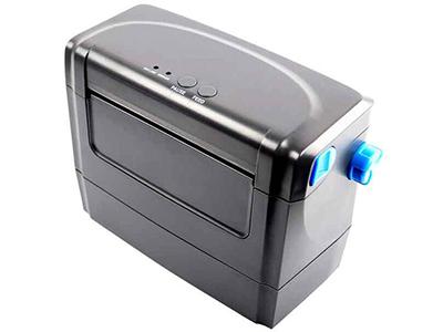 佳博 GP-1625D条码打印机  支持折叠面单纸,自动吸附功能,吸入后可立即恢复打印,不浪费纸张 2~8inch/s高速打印,带撕纸刀片,方便撕纸 支持二维条码打印功能(QRCODE) 同时满足介质幅面40mm-120mm范围内不同需求,操作简便 纸张自动校验功能 温度自适应控制,选配折叠纸托,可作为外部卷筒纸支架,双用