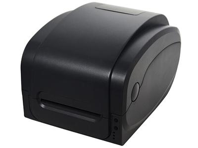 佳博 GP-1124T条码打印机  203dpi高质量打印 5inch/s高速度打印 120毫米出纸口设计,可选更宽的标签幅面 单马达驱动 打印头3档压力可调 传感器合并 全新四接口主板设计,满足不同接口需求 新增热转打印方式,选择耗材更灵活,保存时间更长 独立机芯结构设计,紧凑实用,热转和热敏方式都能胜任
