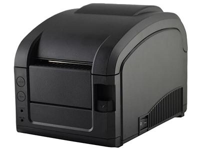 佳博 GP-3120TL条码打印机  内置电源; 自动检测定位标签纸; 5inch/s高速打印; 支持2M DRAM、FLASH存储器; 标签纸撕离; BMP、PCX、BAS文件下载存储; 可使用热敏卷纸、热敏标签纸、不干胶热敏纸; 满足介质幅面为20-80mm范围需求,操作简便;