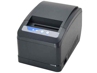 佳博 GP-3120TUB条码打印机  内置电源 最高打印速度5inch/sec 支持不同尺寸的热敏不干胶纸 同时满足介质幅面25mm-82mm范围内不同需求,操作简便 纸张自动检纸定位功能