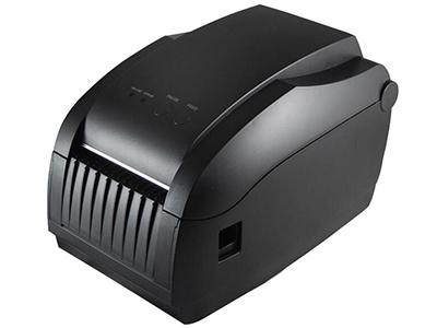 佳博 GP-3150TIN条码打印机  6英寸/s高速打印; 外观尺寸 156×230×147毫米(宽×深×高); 支持二维条码打印功能(QRCODE); 丰富接口,接口为USB+串口+网口; 100MB以太网,连接打印更快速,避免丢单; 支持2M DRAM、FLASH存储器; 标签纸自动剥离、撕离; BMP、PCX、BAS文件下载存储; 可使用热敏卷纸、热敏标签纸、不干胶热敏纸; 满足介质幅面为24 ~ 82mm范围需求,操作简便;