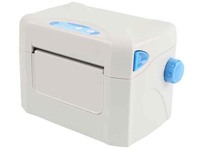 佳博 GP-3200TL条码打印机  支持折叠面单纸 2~8inch/s高速打印 支持二维条码打印功能(QRCODE) 同时满足介质幅面35mm-85mm范围内不同需求,操作简便 纸张自动校验功能