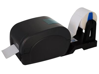 佳博 GP-9026T条码打印机  300米大碳带容量 标配外挂支架 满足批量打印的需求 自动测纸功能 可识别各类标签 打印速度:2~5inch/s 打印头解析度:203dots/inch