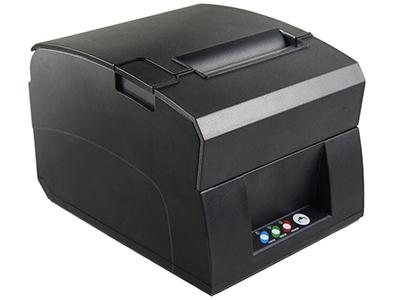 佳博 GP-L80160II票据打印机  低噪音、高速打印; 内置GP18030简体中文大字库+68种国际语言; 机芯切刀一体化设计,可靠性更高,更耐用; 新单网口和串口+USB接口可选; 内置资料缓冲器(打印时可以接收打印资料); 字符可以放大、加粗、下划线打印,可调整字符行间距及左右间距打印;