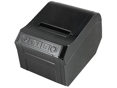 佳博 GP-U80300III票据打印机  300毫米/秒高速打印; 外观尺寸 180×139×127毫米(L×W×H); 功耗小,运行成本低; 支持串口+USB+100M以太网接口、并口+USB; USB采用虚拟串口模式,同时支持OPOS应用; 采用100M网卡,连接打印更快速,避免丢单情况发生; 支持高速下载打印,串口打印速度最高提升66\%;