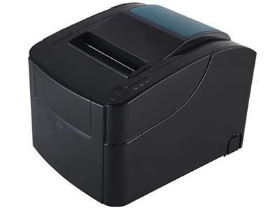 佳博 GP-U80300II票据打印机  300毫米/秒高速打印; 外观尺寸 180×139×127毫米(L×W×H); 功耗小,运行成本低; 支持串口+USB+100M以太网接口、并口+USB; USB采用虚拟串口模式,同时支持OPOS应用; 采用100M网卡,连接打印更快速,避免丢单情况发生; 支持高速下载打印,串口打印速度最高提升66\%;