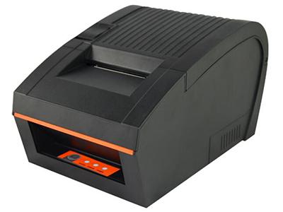 佳博 GP-58FB票据打印机  90毫米/秒打印速度; 外观尺寸 210x134x121毫米(L×W×H); 通讯接口为并口; 采用高性能CPU,数据处理更快更稳定; 机芯采用大齿轮马达,驱动能力强; 内置60K Bytes Flash可作存储NV Logo;
