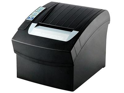 佳博 GP-58130IC票据打印机  100毫米/秒打印速度,支持Linux系统驱动; 外观尺寸 186×145×140毫米(L×W×H); 机芯寿命达150公里,切刀寿命150万次; 85毫米大纸卷、大齿轮、易装置; 内置资料缓冲器,支持打印机状态监控; 通讯接口可选并口/串口/网口/USB/蓝牙/GPRS接口