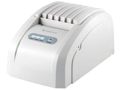 佳博 GP-58130IIC票据打印机  100毫米/秒打印速度,支持Linux系统驱动; 外观尺寸 202×125×103毫米(L×W×H); 机芯寿命达150公里,切刀寿命150万次; 85毫米大纸卷、大齿轮、易装置; 内置资料缓冲器,支持打印机状态监控; 通讯接口可选并口/串口/网口/USB/蓝牙/GPRS接口