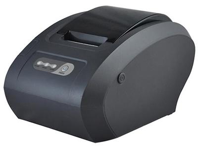 佳博 GP-58130IVC票据打印机  100毫米/秒打印速度,支持Linux系统驱动; 外观尺寸 201×141×110毫米(L×W×H); 机芯寿命达150公里,切刀寿命150万次; 85毫米大纸卷、大齿轮、易装置; 通讯接口可选并口/串口/网口/USB/蓝牙/GPRS接口