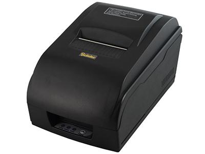 佳博 GP-76NI针式打印机  4.5行/秒高速打印,支持多种国际语言; 外观尺寸 240×155×140毫米(L×W×H); 通讯接口可选并口/串口/网口/USB/蓝牙/GPRS接口; 支持不同密度位图及下载图形打印; 支持高级OPOS应用,支持打印机状态监控功能