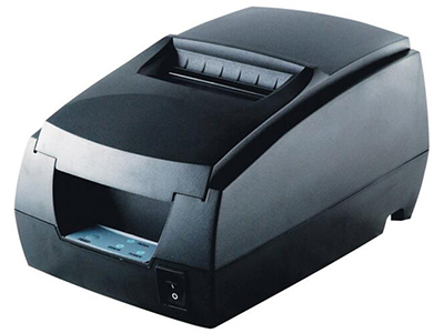 佳博 GP-7645III针式打印机  4.5行/秒高速打印,支持多种国际语言; 外观尺寸 260×155×130毫米(L×W×H); 支持高级OPOS应用,支持打印机状态监控功能; 通讯接口可选并口/串口/网口/USB/蓝牙/GPRS接口; 支持来单提示功能,兼容ESC/POS打印命令