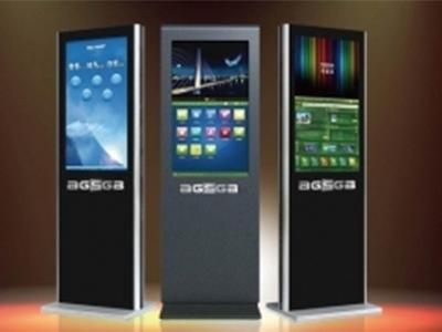 安视博  46寸液晶广告机