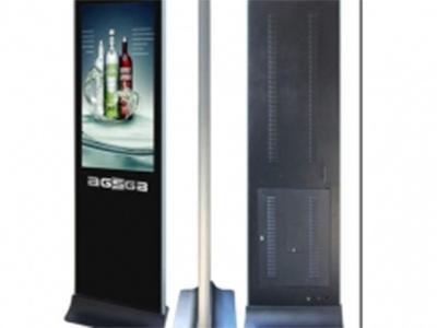安视博  37寸落地式液晶广告机