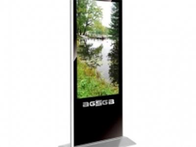 安视博  32寸落地式广告机
