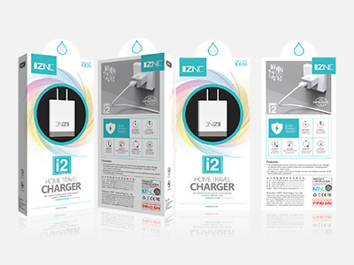 智能冲 i2充电器 采用110-240V电压,全球通用 智能兼容各种品牌手机