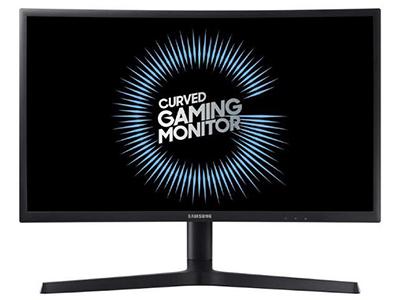 三星C24FG73FQC  面板类型:VA 屏幕比例:16:9 接口类型:DVI,HDMI×2,DisPlay port,Headphone×1接口 亮度:350cd/m2 典型对比度:3000:1 分辨率:1920×1080