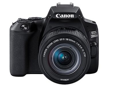 佳能200D II 滤镜直径:58mm用途:人物摄影,风光摄影,高清拍摄,静物摄影画幅:APS-C画幅分类:入门套头:单镜头套机像素:2000-2999万