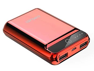 台电 A10 10000毫安小巧便携苹果安卓充电宝