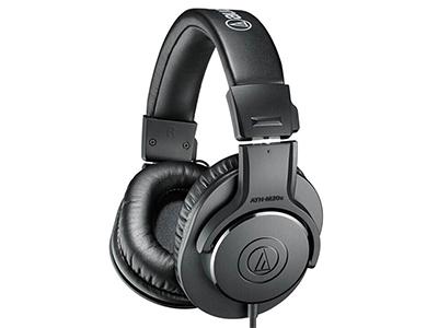 铁三角 M20x 入门级专业监听头戴式耳机