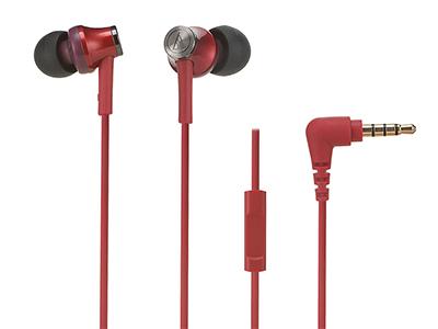 铁三角 CK350iS 立体声运动入耳式耳机
